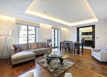 Thumbnail 2 bed flat to rent in Ebury Square, Belgravia, London