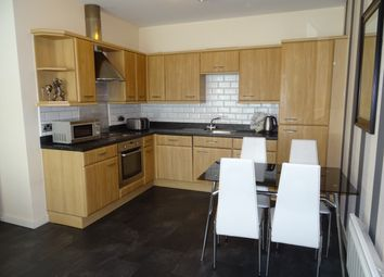 Thumbnail 2 bed flat to rent in Lauriston Close, Manchester