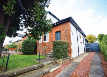 Thumbnail 2 bed semi-detached house for sale in Eaglesham Road, Clarkston, Glasgow