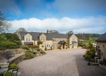 Thumbnail 4 bed detached house for sale in New Road, Alderwasley, Belper