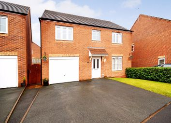 Thumbnail 4 bed detached house for sale in Blithfield Way, Norton Heights