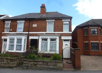 Thumbnail 3 bed semi-detached house for sale in St. Thomas Road, Pear Tree, Derby