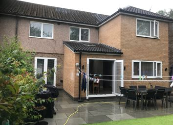 Thumbnail 5 bed end terrace house for sale in Tarvin Road, Cheadle, Cheshire