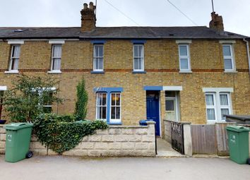 Thumbnail 3 bed terraced house for sale in Edgeway Road, Marston, Oxford