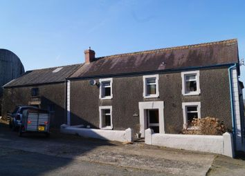 Thumbnail 8 bed farmhouse for sale in Cynwyl Elfed, Carmarthen