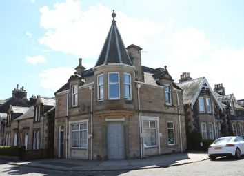 Thumbnail 3 bed flat for sale in Young Street, Peebles