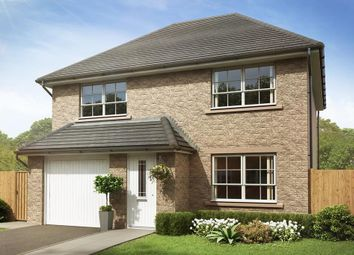 """Thumbnail 4 bed detached house for sale in """"Kennford"""" at Helme Lane, Meltham, Holmfirth"""