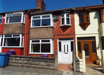 Thumbnail 2 bed flat for sale in 29 Rossall Road, Old Swan, Liverpool