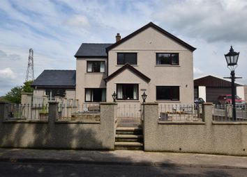 Thumbnail 4 bedroom detached house for sale in Thwaite Flat, Barrow-In-Furness