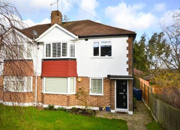 Thumbnail 3 bed maisonette for sale in Meadway Close, High Barnet, Barnet