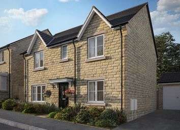 "Thumbnail 4 bedroom detached house for sale in ""The Leverton"" at Apperley Road, Apperley Bridge, Bradford"