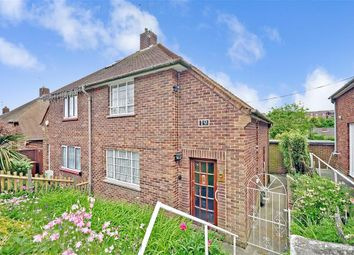 Thumbnail 2 bed semi-detached house for sale in Montgomery Avenue, Chatham, Kent