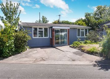 Thumbnail 2 bed detached bungalow for sale in Arnhem Road, Willenhall