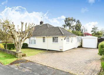 Thumbnail 2 bed bungalow for sale in Bernard Avenue, Four Marks, Alton, Hampshire