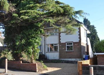 Thumbnail 2 bed flat for sale in Albert Road, Parkstone, Poole, Dorset