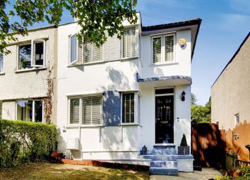 Thumbnail 3 bed end terrace house for sale in Addington Road, Selsdon, South Croydon