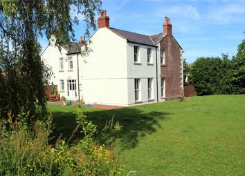Thumbnail 5 bed detached house for sale in Old Rectory, Great Orton, Carlisle, Cumbria