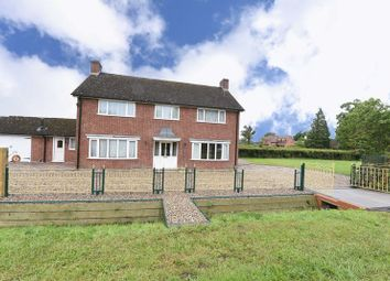 Thumbnail 4 bed detached house for sale in Aldermaston Road, Pamber Green, Tadley
