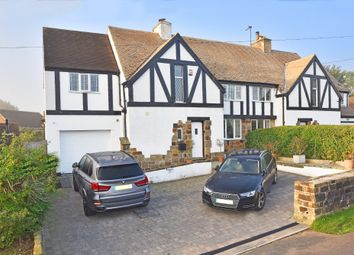 Thumbnail 4 bed semi-detached house for sale in Spring Lane, Pannal, Harrogate