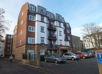 Thumbnail 1 bed flat for sale in Pleydell Gardens, Folkestone