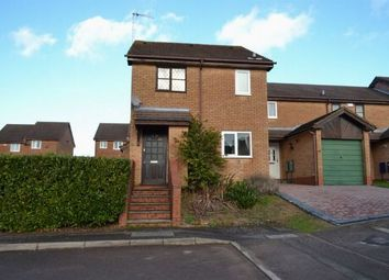 Thumbnail 1 bed terraced house to rent in Hedgeway, East Hunsbury, Northampton
