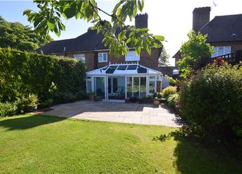 Thumbnail 3 bed semi-detached house for sale in Julians Way, Sevenoaks, Kent