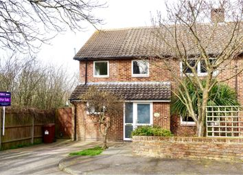 Thumbnail 4 bed semi-detached house for sale in Elmtree Drive, Rochester