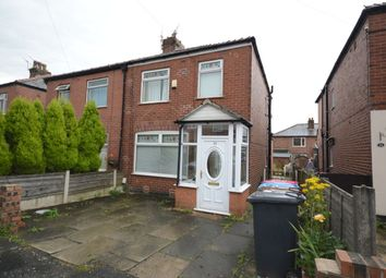 Thumbnail 3 bedroom semi-detached house to rent in Poplar Road, Swinton, Manchester