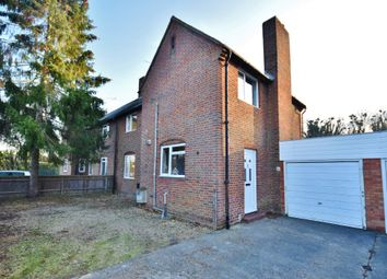 Thumbnail 3 bed semi-detached house for sale in North Drive, Harwell, Didcot