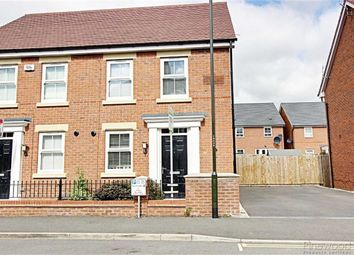 Thumbnail 3 bed semi-detached house to rent in St Margarets Drive, Chesterfield, Derbyshire