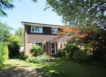 Thumbnail 3 bed semi-detached house for sale in Rowly Drive, Cranleigh
