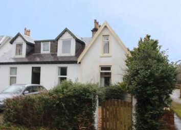 Thumbnail 2 bed semi-detached house for sale in West King Street, Helensburgh, Argyll And Bute