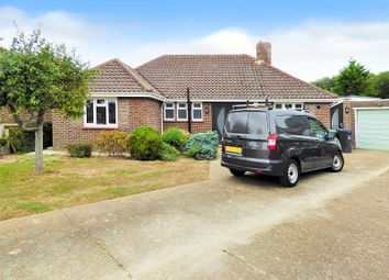 Thumbnail 3 bed detached bungalow to rent in Midhurst Drive, Goring-By-Sea, Worthing