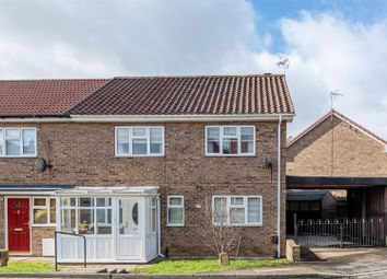Thumbnail 3 bed property for sale in 18 Manor Close, Kirkbymoorside, York