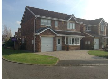 Thumbnail 4 bed detached house for sale in Field View, Castleford