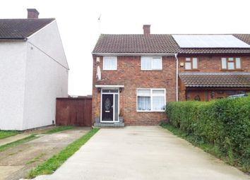 Thumbnail 3 bed end terrace house for sale in Fulbrook Lane, South Ockendon