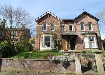 Thumbnail 5 bed semi-detached house for sale in St. James Road, Carlisle, Cumbria