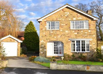 Thumbnail 4 bed detached house for sale in Daleside Avenue, Harrogate