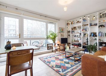 Thumbnail 2 bed flat for sale in Flamborough House, Clayton Road, London