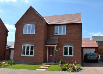 Thumbnail 4 bedroom detached house for sale in Greythorn Drive, West Bridgford