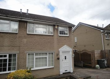 Thumbnail 3 bed semi-detached house for sale in High Street, Hanging Heaton, Batley