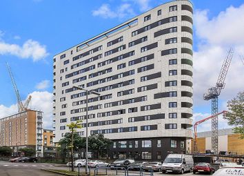 Thumbnail 3 bed flat to rent in Kinetica Apartments, 12 Tyssen Street, London