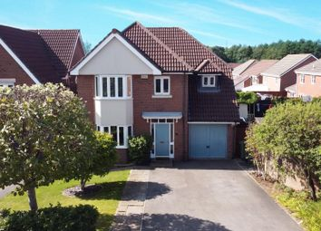 Thumbnail 4 bed detached house for sale in Old Mill Drive, St. Fagans, Cardiff