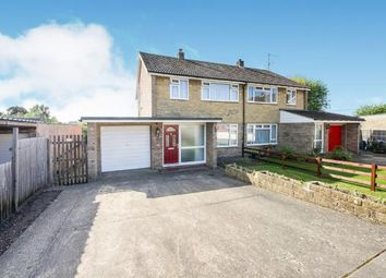 Thumbnail 3 bed semi-detached house for sale in Bradford Abbas, Sherborne, .