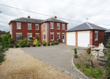 Thumbnail 4 bed detached house for sale in Uphill, Urchfont, Devizes