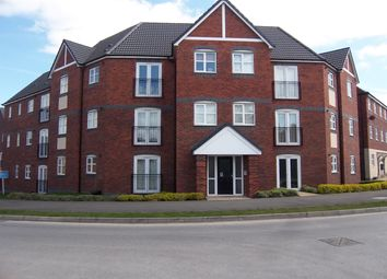 Thumbnail 2 bed flat to rent in Girton Way, Mickleover