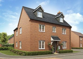 "Thumbnail 4 bed detached house for sale in ""The Balderton"" at Lavender Way, Newark"
