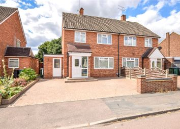 Thumbnail 3 bed property for sale in Leveret Close, Watford, Hertfordshire