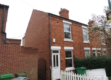 Thumbnail 3 bed end terrace house for sale in Lindley Terrace, Nottingham