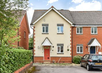 Thumbnail 3 bed end terrace house to rent in Weaver Moss, Sandhurst, Berkshire